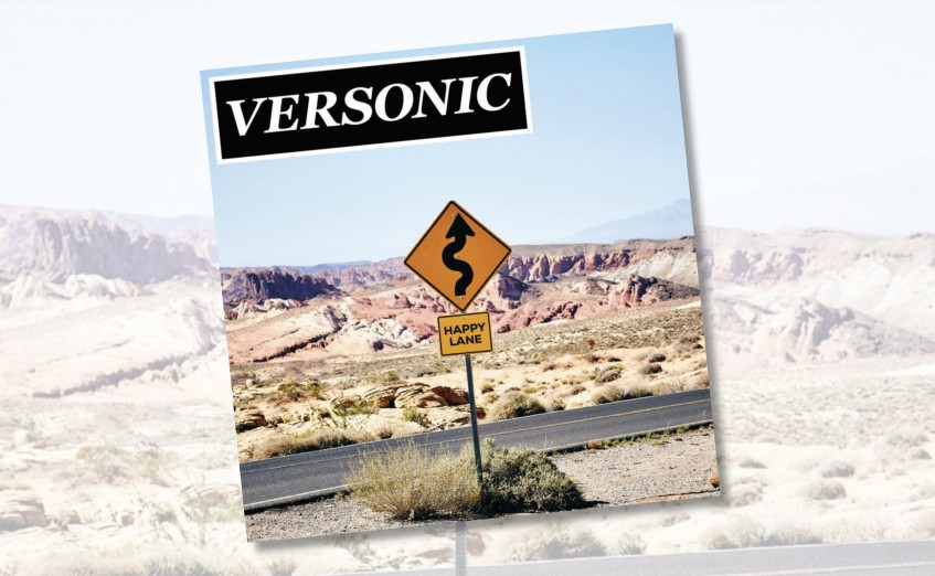 Happy Lane – New single release from VERSONIC